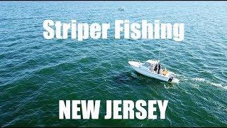 Download Lagu STRIPER FISHING in NEW JERSEY Mp3
