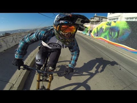 gopro - The second of the Hero3+ Adventure Series. Aaron Chase, Brian Lopes and Chris Van Dine get lost in a maze of colorful urban streets. This is an ode to Valpar...