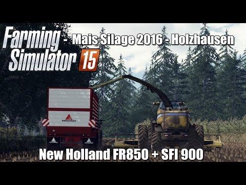 NH FR850 + SFI 900 & CASE Quadtrac STX450 + JCB Fastrac v1.0