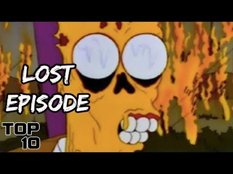 Top 10 Scary Lost Episodes - Part 3
