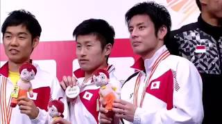 Video Kemenanngan Tim Mens Indonesia Ceremony Happening Hyderabad Badminton Asia Team Championships 2016 MP3, 3GP, MP4, WEBM, AVI, FLV Februari 2018