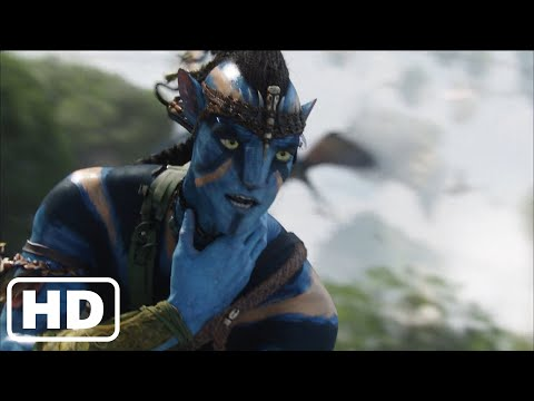 Avatar 2009 - The Final Battle - Best Fight Scenes FULL HD