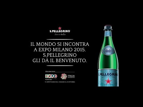 S.PELLEGRINO - Official Water Partner