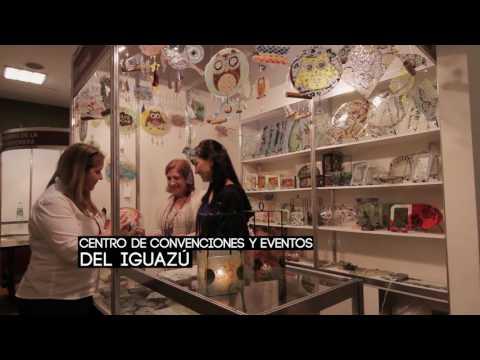 Del 6 al 10 de octubre Feria de Artesanías en Iguazú