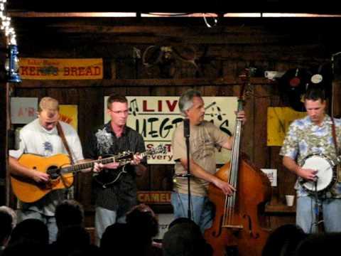 Bluegrass At Bellamy with Frank Elliot, Mark Marshall, and Darrell Webb