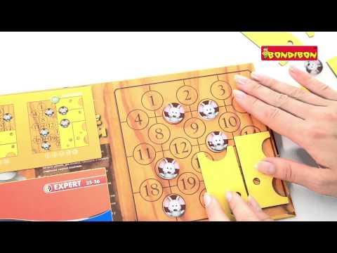 Видео - Сырные лазейки (магнитная)