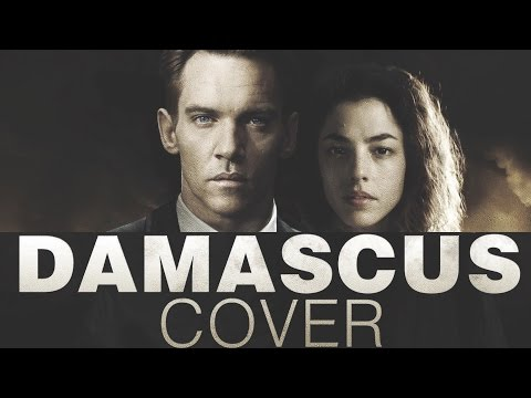 DAMASCUS COVER Explores Middle East Spy Games For Movie