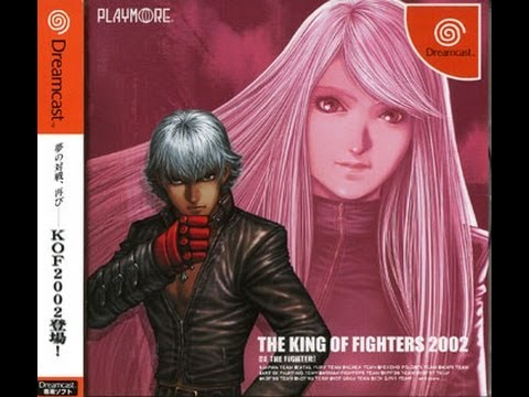 the king of fighters 2002 dreamcast iso