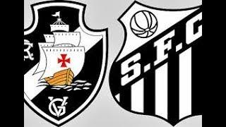 Vasco x Santos ao vivo - Narração + Parciais Cartola FC