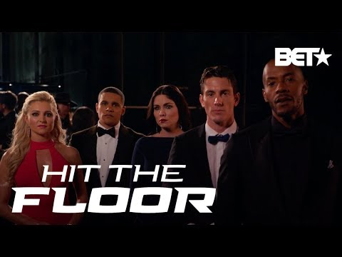 Jamie And Pax KISS + Eve EXPOSED | Hit The Floor