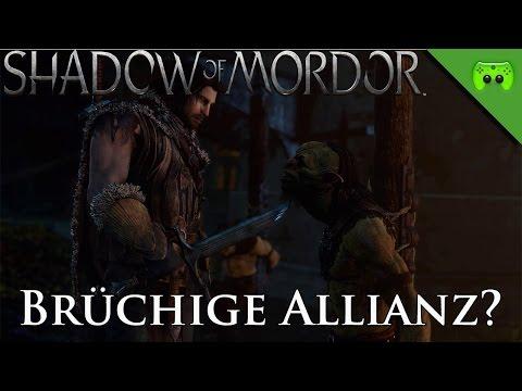 MORDORS SCHATTEN # 3 - Brüchige Allianz? «» Let's Play Mittelerde Mordors Schatten | HD