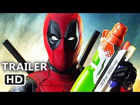 "DEADPOOL 2 'Wade Trolls Marvel and DC"" Trailer (NEW 2018) Ryan Reynolds Movie HD"