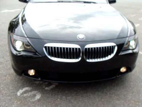 2004 04 BMW 6-Series 645Ci 645 Ci Coupe at 58k Miles Review n Tour