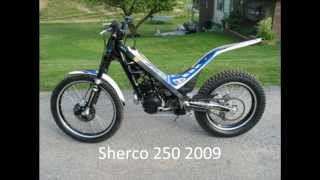 7. Evolution Sherco trial 2000-2014