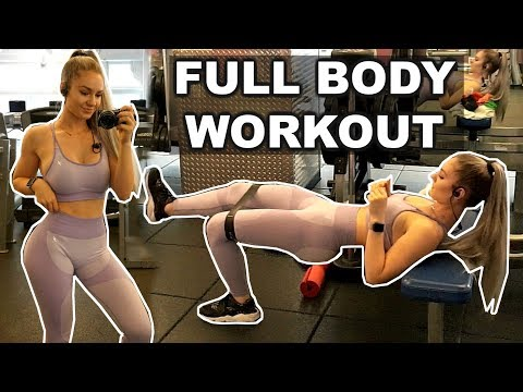 Fat burner - Full Body Workout In The Gym