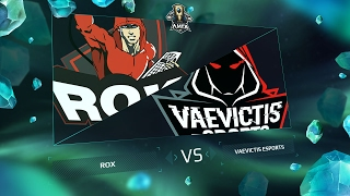 ROX vs VS - Неделя 4 День 1 / LCL