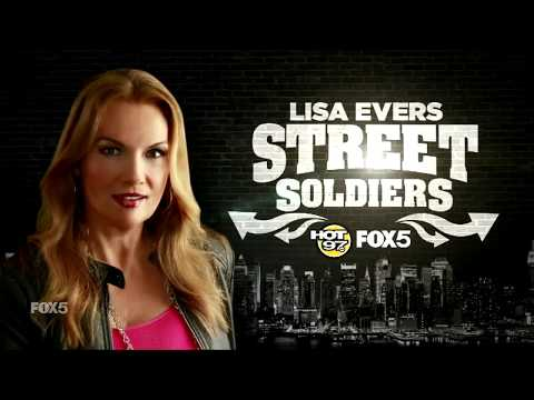 Street Soldiers with Lisa Evers: 6/4/2016