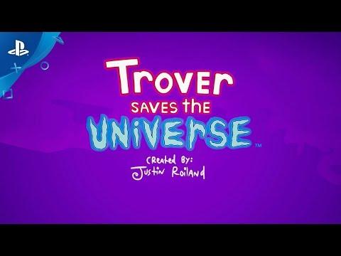 E3 2018: Trover Saves the Universe