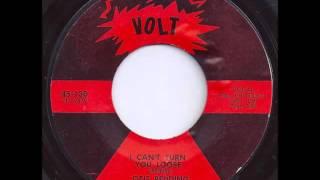 Otis Redding .  I can't turn you loose.  1966