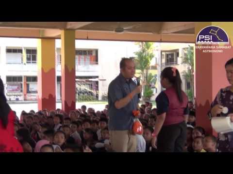 Jerayawara Sahabat Astronomi di Sibu 19-21 April 2016