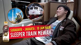 Video Sensasi Mewah ke Surabaya Naik Sleeper Train MP3, 3GP, MP4, WEBM, AVI, FLV Maret 2019