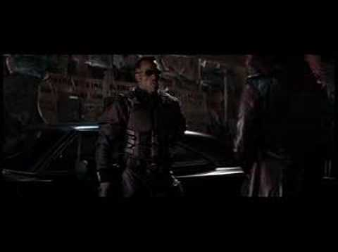 Blade - Original theatrical trailer for the 1998 film 