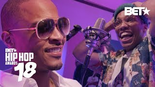 Video The Booth Ft. T.I., Anderson .Paak, Shiggy, Safaree and More! | Hip Hop Awards 2018 MP3, 3GP, MP4, WEBM, AVI, FLV Desember 2018
