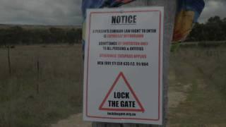 Gulgong Australia  city photos gallery : Killer Black Coal Mines - Bob Campbell Mining Mudgee Ulan Wilpinjong Moolarben Bylong NSW Australia
