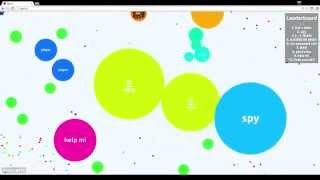 Agar.io Gameplay - Getting 26.5k mass!