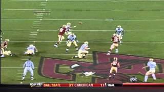 Luke Kuechly vs Notre Dame 2010