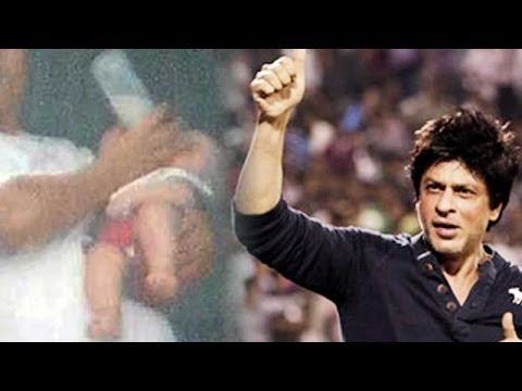 Will AbRam Be Lucky For SRK at IPL 7?