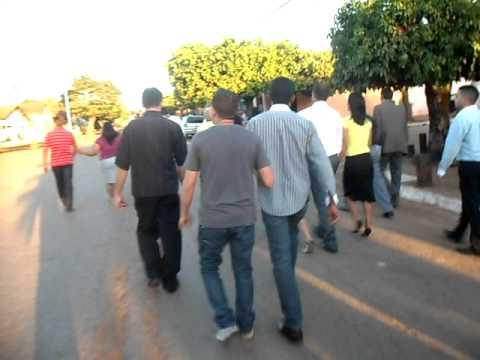 DAVI VITORIA GOMES MISSOES EM ARAÇU 23/07/11