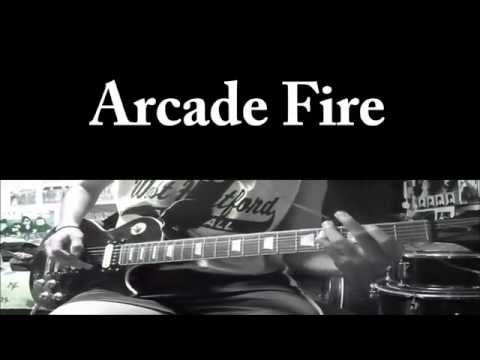 Arcade Fire-You Already Know (Guitars cover)