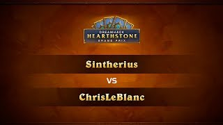 Sintherius vs Chrisleblanc, game 1