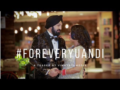 Hindu- Sikh Wedding in Dubai | Yuchit + Divya | Indian Weeding in Dubai