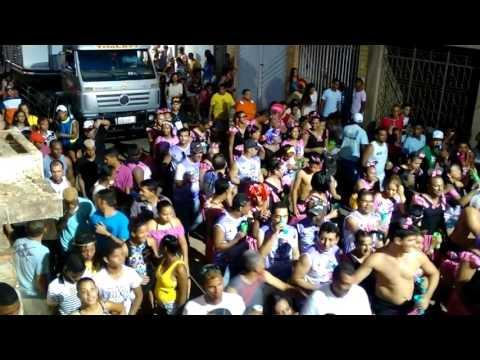 Carnaval de Rosário do Catete- Sergipe 1°dia- Kaceteiras(1° parte)