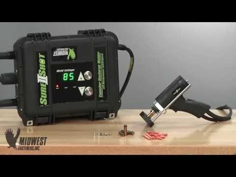 What is Capacitor Discharge Stud Welding