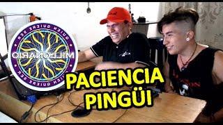 El Tío Bani ha puesto ha prueba la paciencia de Pingüi a través de los años y todos hemos gozado con la sana reacción de  Pingüi cada vez que esto sucede. Un vídeo más, grabado hace 7 meses.-Fanpage: https://www.facebook.com/pinguinadasoficial/Sitio web: http://pinguinadas.com/webFACEBOOK:-Pingüi: https://www.facebook.com/jhon.a.rodriguez.90-Profe Bani: https://www.facebook.com/bani.rodriguez-Tío Dani: https://www.facebook.com/DaniIsmaelRodriguezGomez-Fanpage: https://www.facebook.com/pinguinadasoficial/-Autobiografía Profe Bani: http://pinguinadas.com/bani Twitter: https://twitter.com/pinguinadasofiInstagram: https://www.instagram.com/pinguinadasofi/Videos recomendados: Los mejores vídeos de Pingüi #1:https://www.youtube.com/watch?v=SNpdFAlXoGUPingui se fue a estudiar a la 1 de la mañana: https://www.youtube.com/watch?v=c4Sy3FeJvn4La Cresta de Pingüi: https://www.youtube.com/watch?v=usKOe54nodsEl baloto:https://www.youtube.com/watch?v=tw5OlnSK_xISalgánse todos: https://www.youtube.com/watch?v=QGXBGnHMNU0Cuánto es 9x8: https://www.youtube.com/watch?v=OkjAFsoOh7YSUSCRÍBETE: http://www.youtube.com/user/SantaRamera?sub_confirmation=1LA CANCIÓN DE PINGÜI:https://www.youtube.com/watch?v=jxKntrauID8