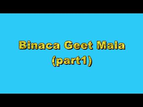 Binaca Geet Mala,1977 to 1986 (part1)