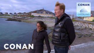 Video Conan Encounters Greenland's Sea Creatures - CONAN on TBS MP3, 3GP, MP4, WEBM, AVI, FLV September 2019