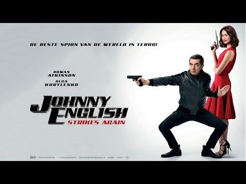 Johnny English Strikes Again - 20 september in de bioscoop