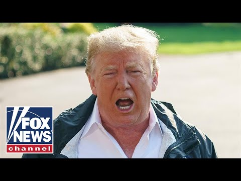 President Trump: Kavanaugh is not being treated fairly