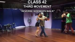 Just Uploaded Class #42: 3 Tango Sequences