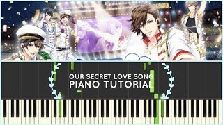 Download Lagu Scandal in the Spotlight - Our Secret Love Song (Piano Cover + Tutorial) Synthesia Mp3