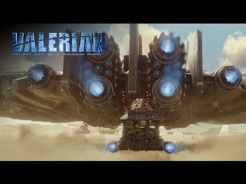 Valerian and the City of a Thousand Planets (Final Trailer Sneak Peek)