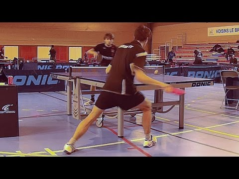 ligue pc tennis de table