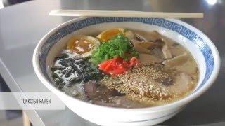 The Birth of a Dish: Tonkotsu Ramen at Zen Box Izakaya