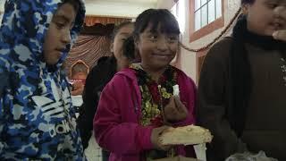Fundación RCG comparte la rosca de reyes y juguetes
