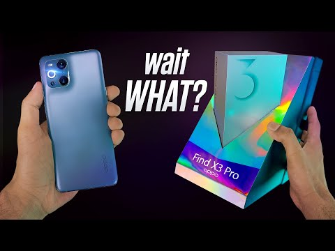 Oppo Find X3 Pro Review - wait WHAT!?