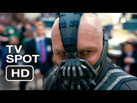 The Dark Knight Rises IMAX TV Spot (2012) Batman Movie HD Video